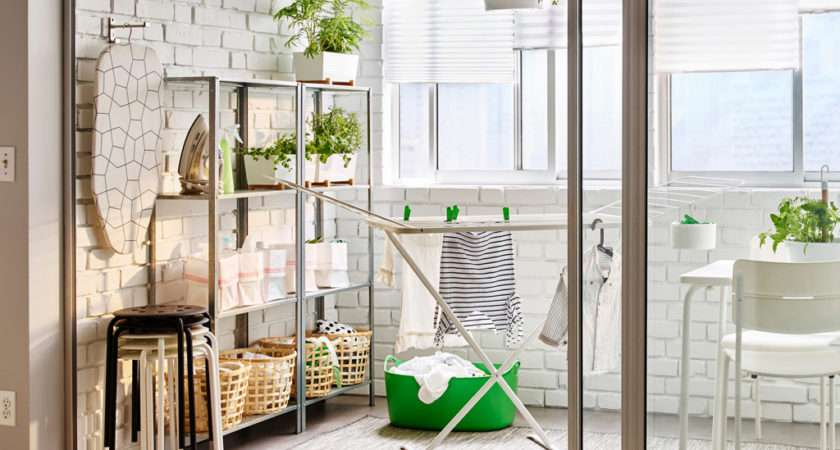 Laundry Utility Room Furniture Ideas Ikea Ireland