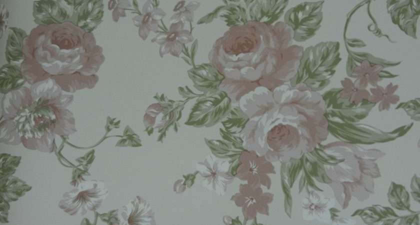 Laura Ashley Sommerset Border Flowers Floral Roses