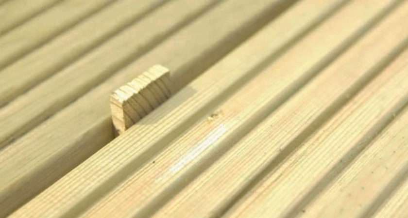 Lay Deck Wickes