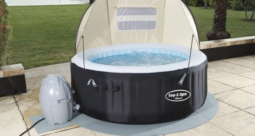 Lay Spa Canopy Accessories Bestway