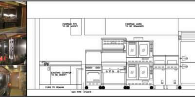 Layout Ideas Restaurant Kitchen