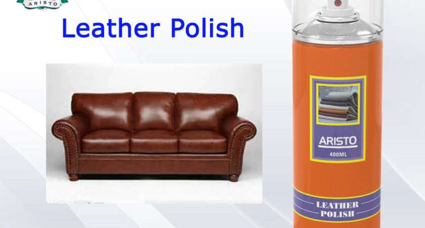 Leather Sofa Polish Color Couch Conditioner