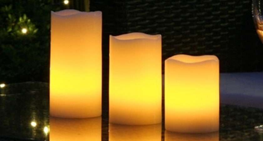 Led Candles All Event Hire