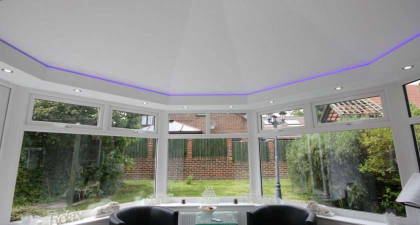 Led Lighting Systems Conservatory Roofs North East