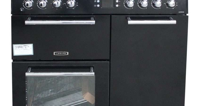 Leisure Dual Fuel Range Cooker Ovens Gas