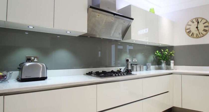 Length Grey Splashback Design