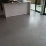 Level Set Concrete Floor Finish Renovation Project