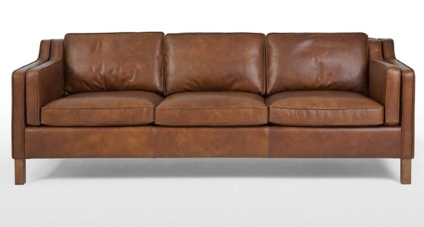 Light Brown Leather Sofas Sectionals
