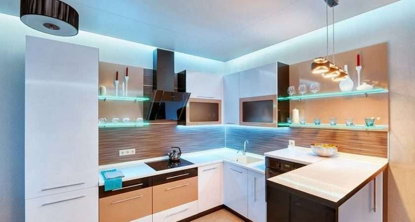 Lighting Ideas Small Kitchen Ceiling