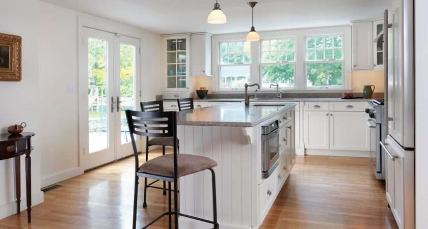 Lighting Low Ceilings Kitchen Traditional French