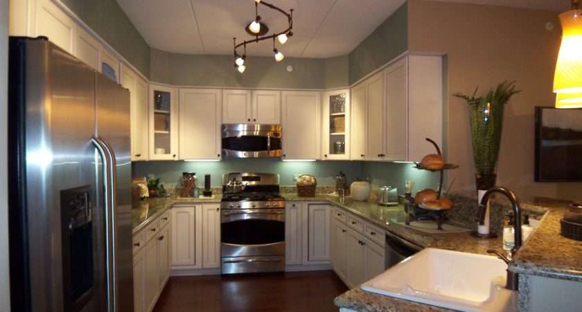 Lighting Small Kitchens Pendant Under Cabinet Lamps