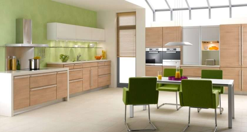 Lime Green Shades Kitchen Decor Led Lighting