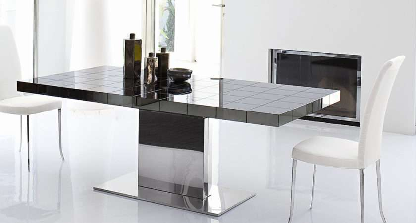 Lingotto Extending Dining Table Furniture Tables