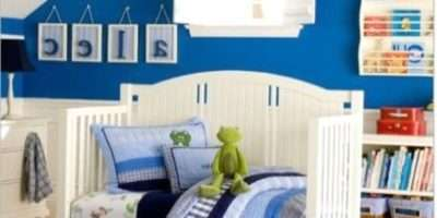 Little Boy Bedroom Sets Shooting Blue Nuance Kids