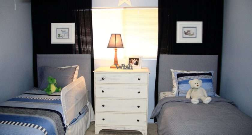 Little Boy Nautical Pirate Bedroom Reveal Yellow