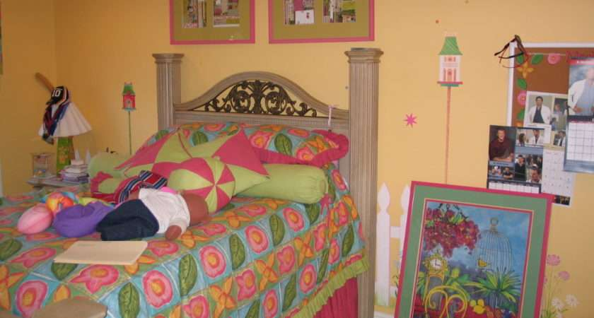 Little Girl Bedroom Ideas Budget