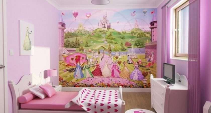 Little Girl Bedroom Ideas Design Which Can