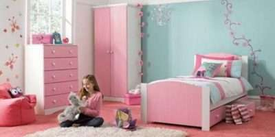 Little Girls Bedroom Ideas Creative Girl