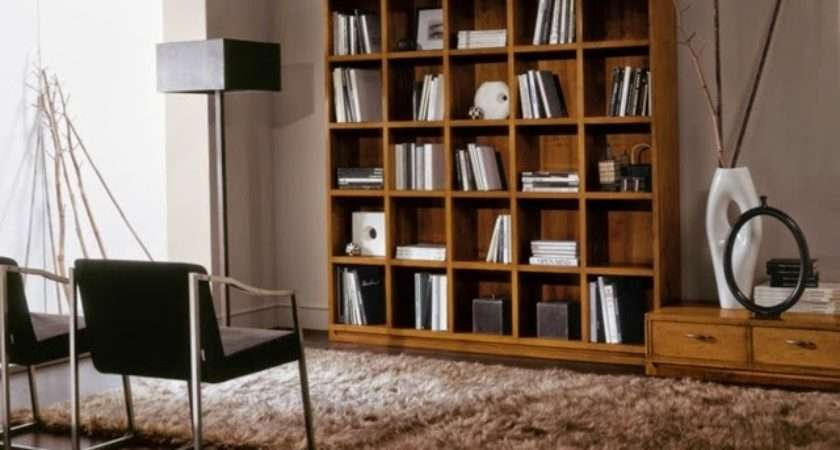 Living Room Bookshelves Shelving Units Elegant Ideas