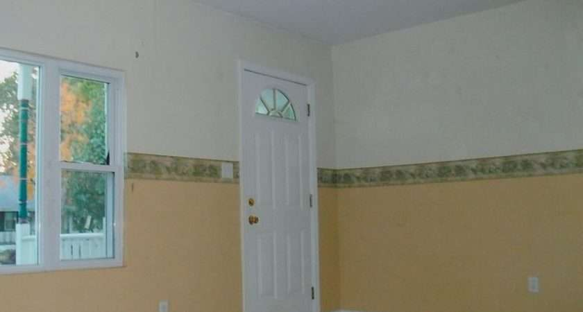 Living Room Borders Paint Wall Covering Supplies