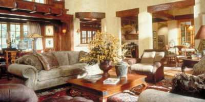 Living Room Cottage Style Decorating Ideas