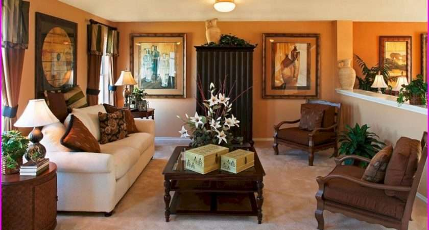 Living Room Decorating Ideas Dark Brown Couches