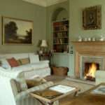 Living Room Decorating Ideas Fireplace Home
