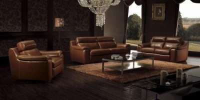 Living Room Decorating Tips Brown Leather Furniture