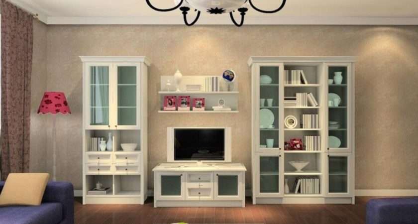 Living Room Design Home Decoration Ideas Cabinets