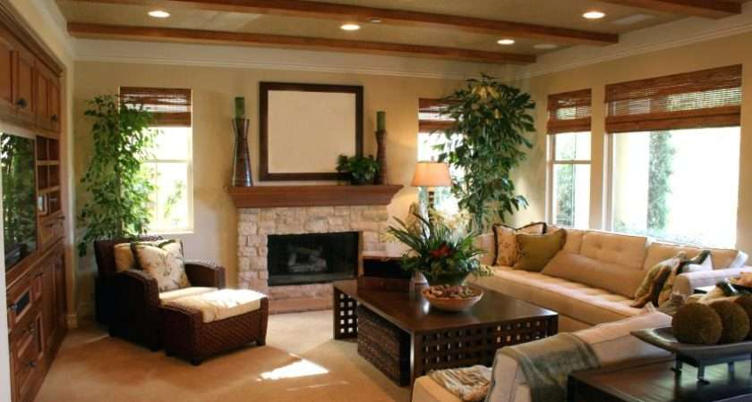 Living Room Design Styles Home Beach Style
