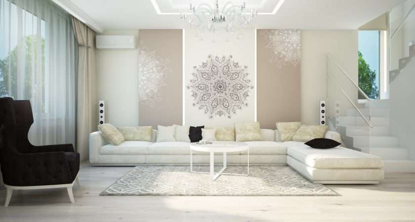 Living Room Designs Completed Steps Arrange