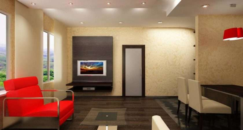 Living Room Designs Paint Idea Gold Textured Wall