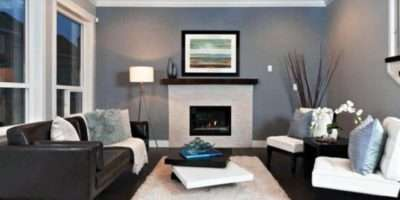 Living Room Feature Wall Design