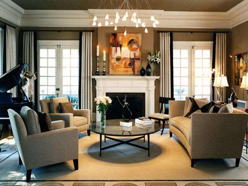 Living Room Fireplace Decorating Ideas Best