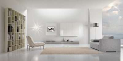Living Room Minimalist