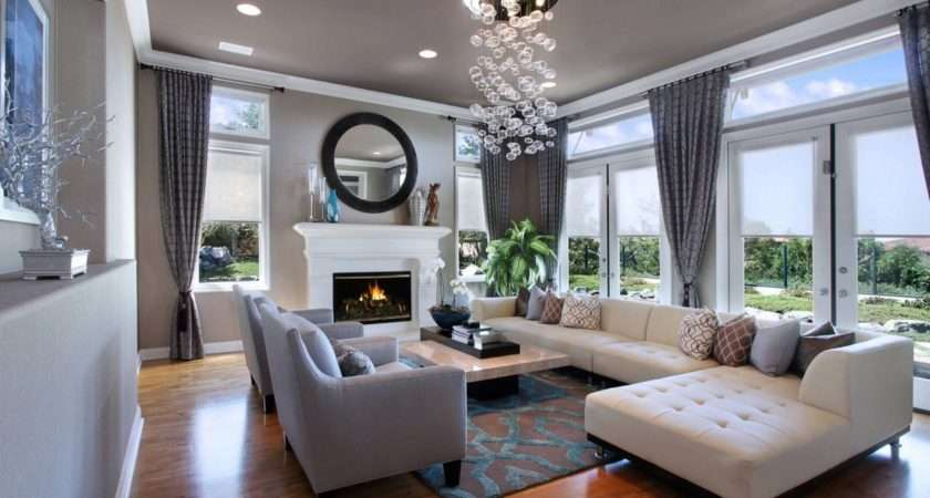Living Room Most Topical Design Trends