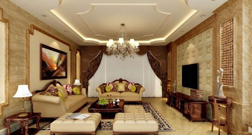 Living Room Neo Classical Style Furniture