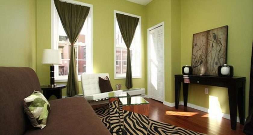 Living Room Paint Ideas Green Color