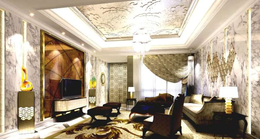 Living Room Themon Features Luxury Homes Home
