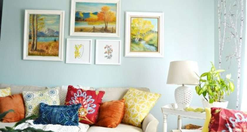 Living Room Wall Decorating Ideas Budget