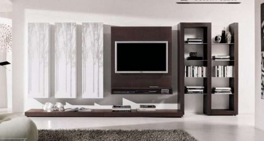 Living Room Wall Unit Designs Mounted Cabinets