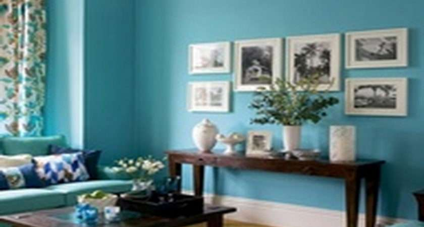 Living Room Walls Paint Color Combos Blue Home Combo