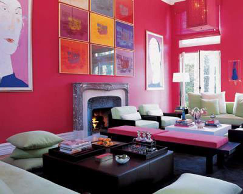 Living Rooms Cool Room Decorating