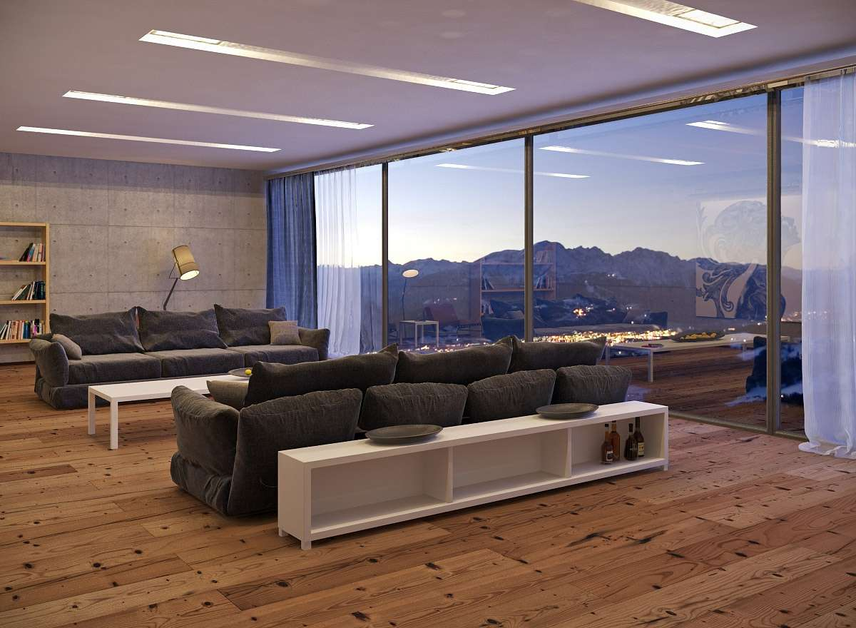 Living Rooms Great Views