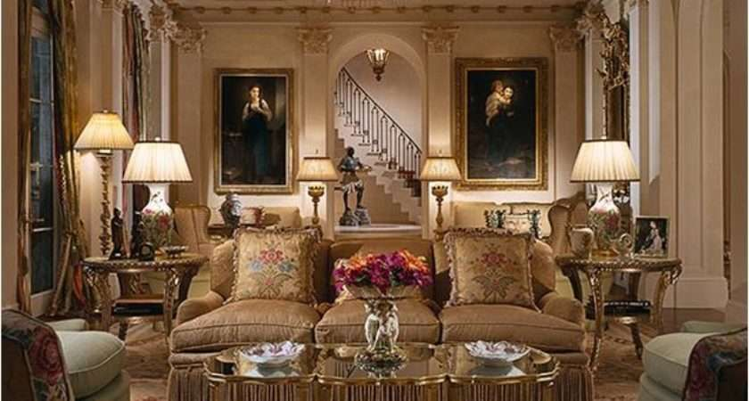 Living Rooms Traditional Designs Decoration News