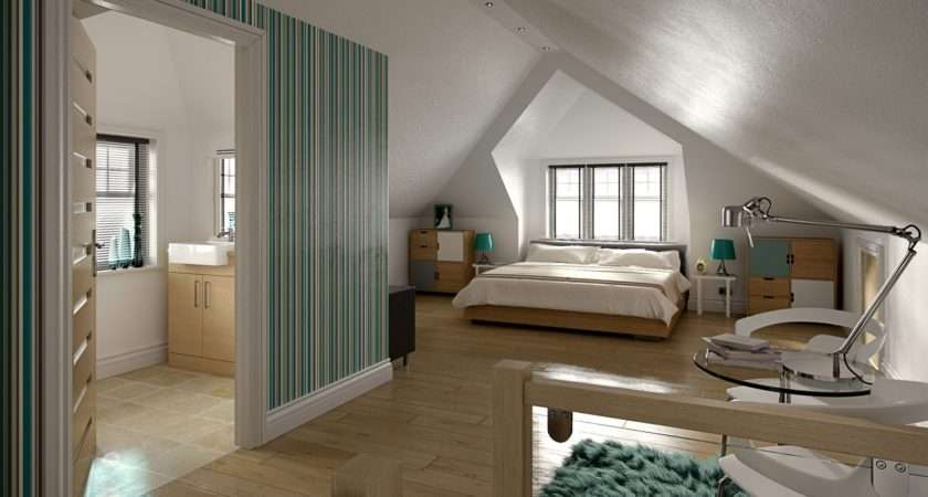 Loft Conversion Visualising Existing Property