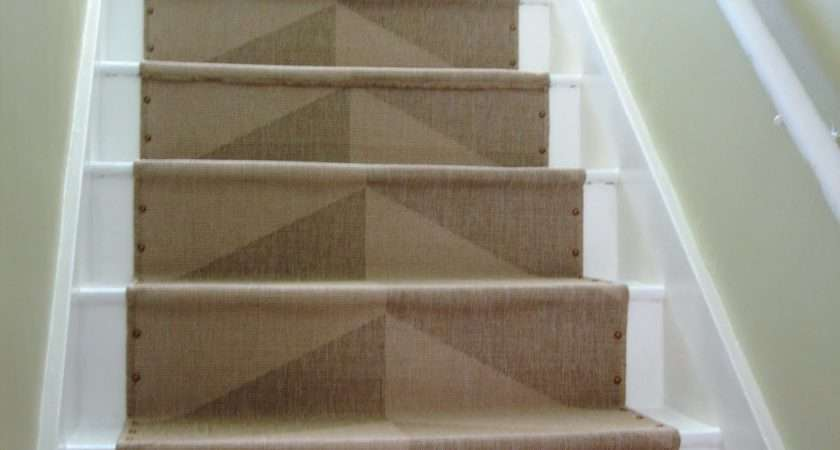 Loft Cottage Diy Nailhead Stair Runner