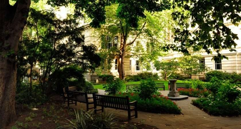 London Best Secret Gardens Telegraph