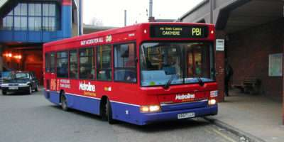 London Bus Routes Route Potters Bar Garage