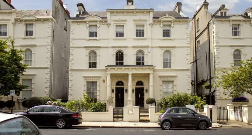 London Regency Style Homes
